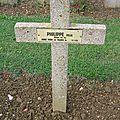 Soldat Félix PHILIPPE