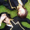 Lelouch & Suzaku