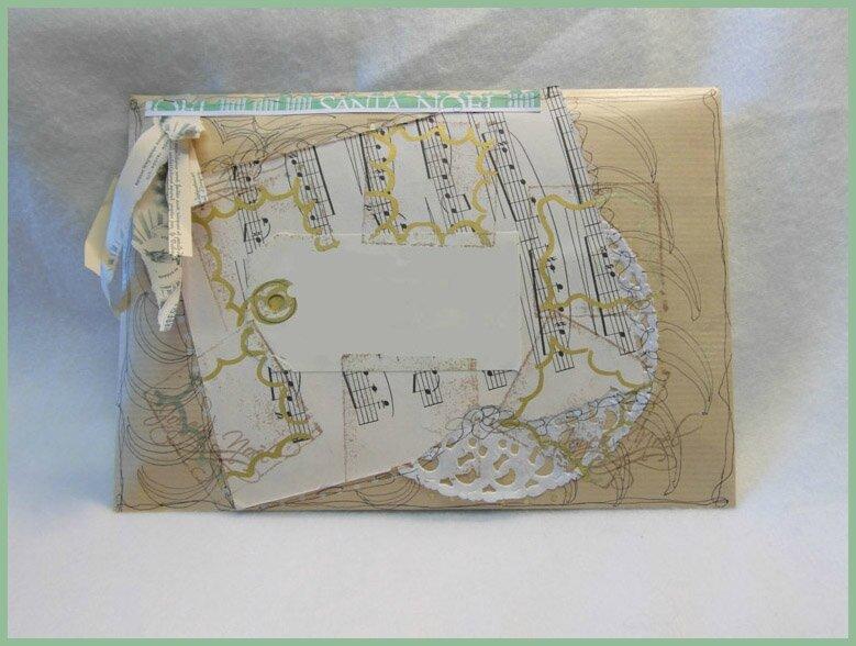 enveloppe fafa napperon env