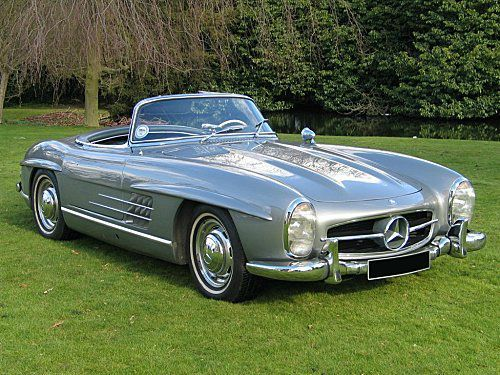 mercedes benz 300 sl une l gende le blog du lignard. Black Bedroom Furniture Sets. Home Design Ideas