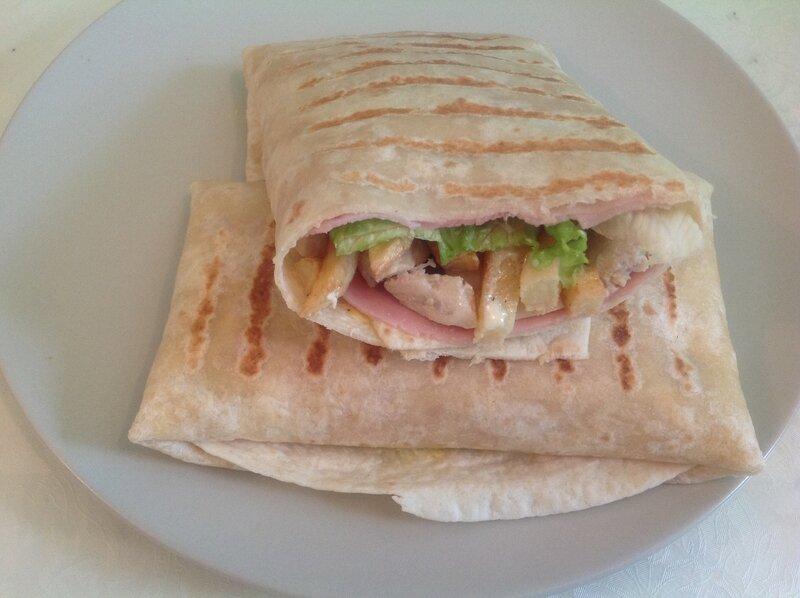 Tacos a l 39 escalope de poulet recettes faciles et d licieuses - Sauce fromage pour tacos ...