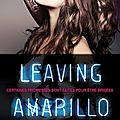 Neons dreams, tome 1: leaving amarillo