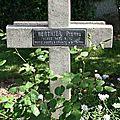 Soldat Pierre BERTHIER