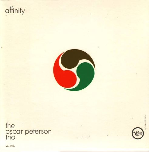 The Oscar Peterson Trio With Clark Terry - Oscar Peterson Trio With Clark Terry