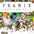Affiche framix / lvl studio / 60 x 80