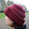 Yomo hat in red