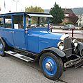CITROËN B14F berline 1928 Soultzmatt (1)