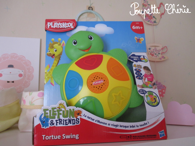 Tortue Swing Playskool 01