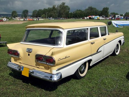 ford country sedan wagon, 1958, retro meus auto madine 2012 4