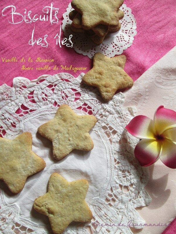 Biscuits étoiles des îles7