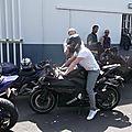 Sortie moto au volcan