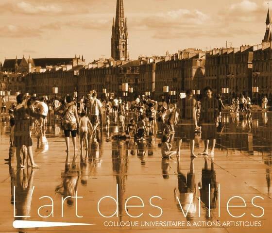 colloque l'art des villes
