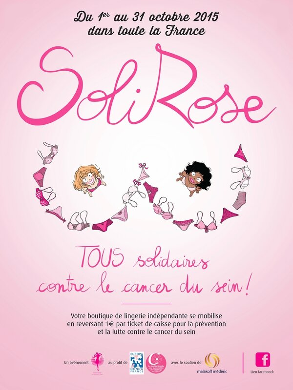 SoliRose affiche officielle