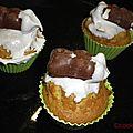 Cupcake nounours