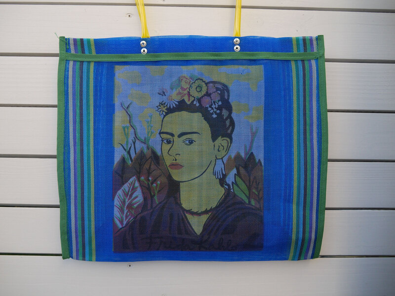 Sac cabas Frida Khalo - Mexique - 19 euros