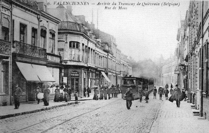 Valenciennes-rue-de-Mons-(Tram)