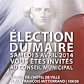 Election du maire d'alfortville