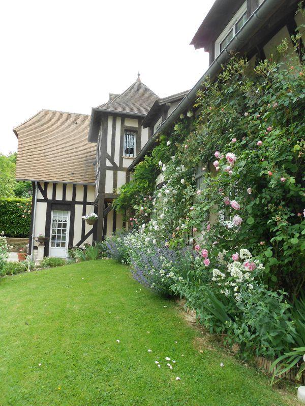 Jardin et cottage au charme anglais quand je serai for Cottage campagne anglaise