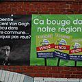 Wasmes - vincent van gogh dans le secteur immobilier / in de vastgoedsector / in the real estate