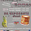 Salon talents de femme de rouen (76) : 6 et 7 décembre 2014