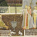 By the artist mola bagas (or muhammad bakhsh). ladies with fireworks on a terrace. rajasthan, bikaner, late 18th century
