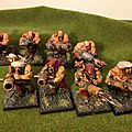 Armée Royaume Ogres Warhammer