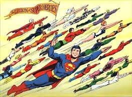 super héros qui volent