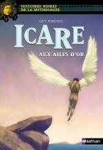 Icare aux ailes d'or couv