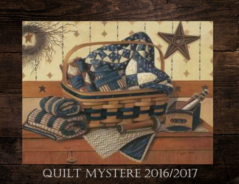 QUILT MYSTERE montanapatch