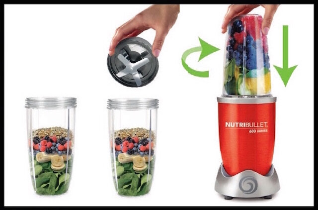 nutribullet extracteur nutriments 3