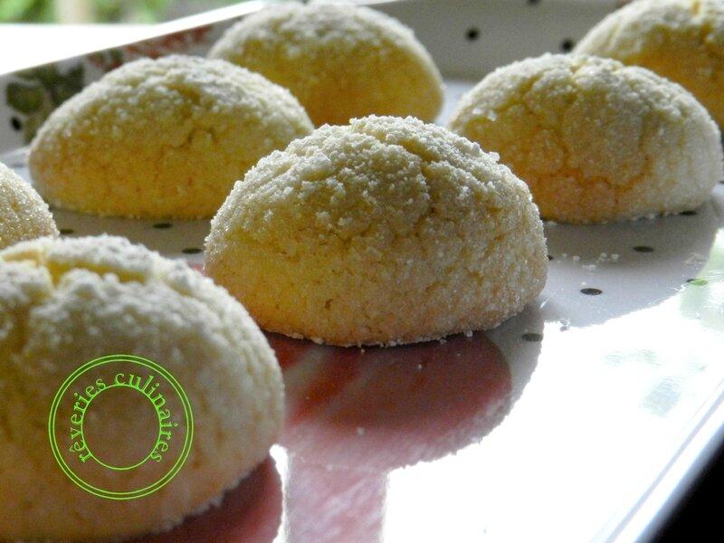 Biscuits tendres au citron 1