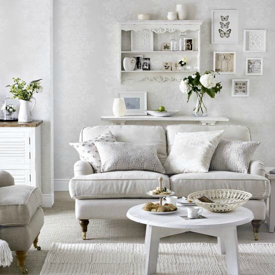 white-living-room--traditional--Ideal-Home