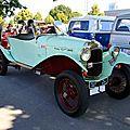 Citroen type B2 caddy sport de 1922 (RegioMotoClassica 2011) 01