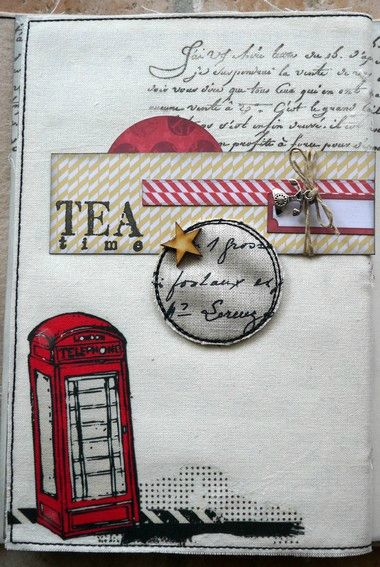 mini album Londres page 10