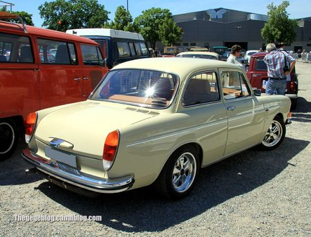 VW 1600L type 3 notchback (RegioMotoClassica 2011) 02