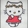 Hello Kitty fête Noël !