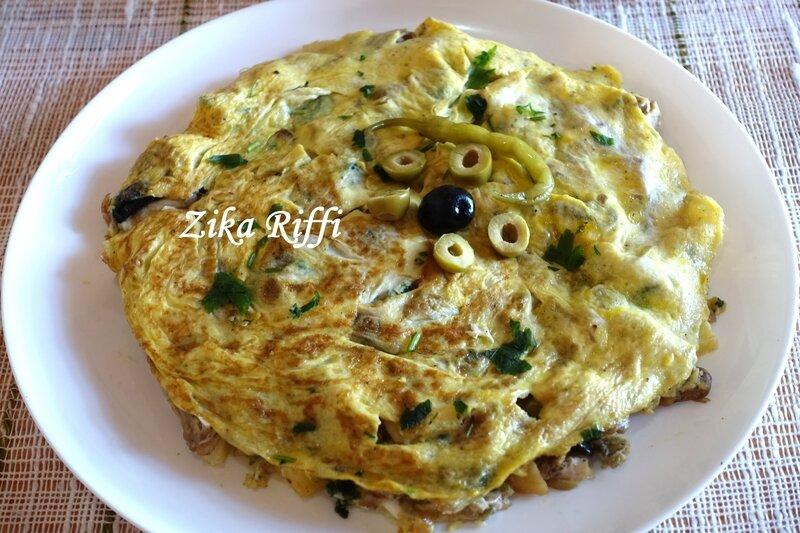 omelette gateau1