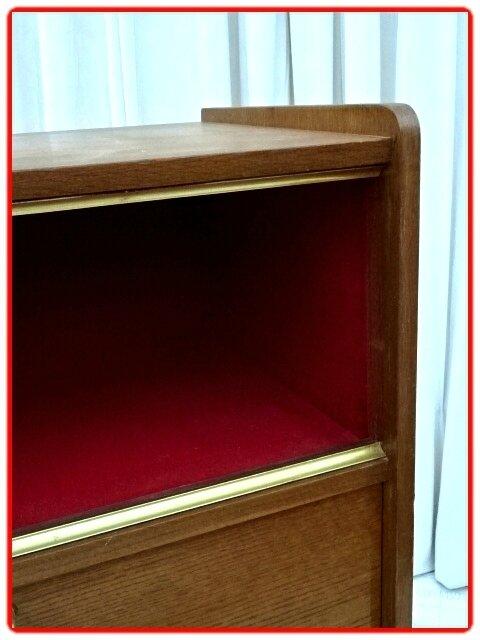 secrétaire, bar, meuble tv vintage 1970 (7)