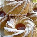 Gâteaux spirale