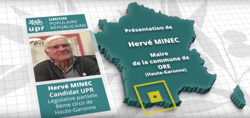 maire upr candidat