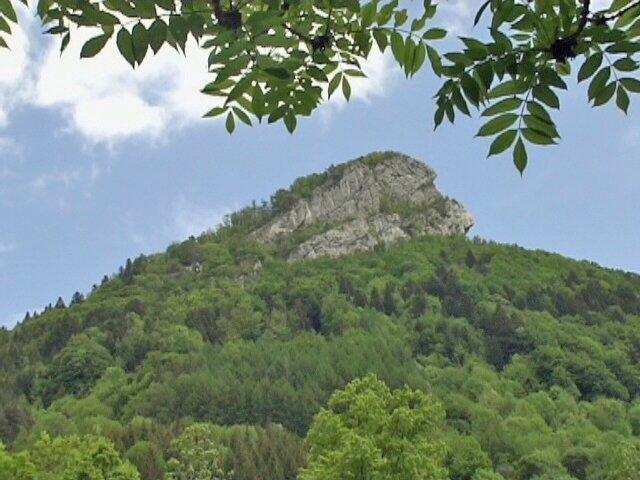 Rochers de l'Eperrimont 1441 m - Vercors