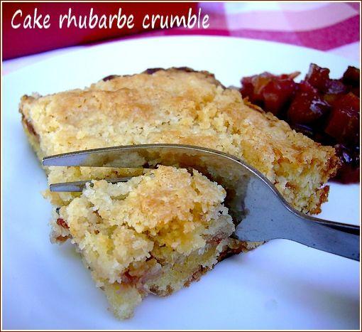 ckae rhubarbe crumble 1