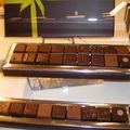 Le chocolat et ses artisans : fabrication des ganaches