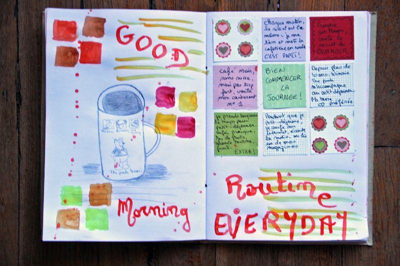 Semaine 8 - colorblocking