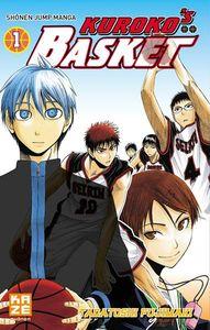 Kuroko's Basket 01