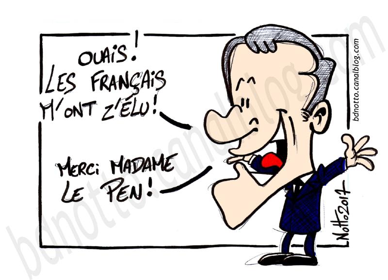 05 - 2017 - Macron TAG