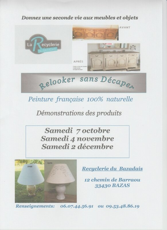Affiche démo recyclerie 10
