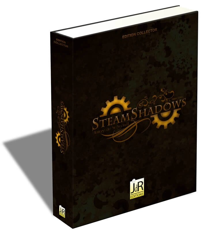 livre collector copie
