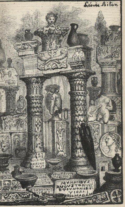Antiquités de Néris (1871)