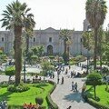 16 - Arequipa, place d'armes